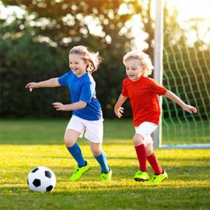 Sport und Spielrasen